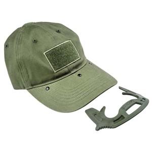 Tactical  Self-defense Hat- green