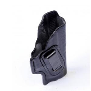 IWB Clip Leather Holster Glock 19 FrontLine