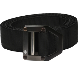 Black tactical belt- First Tactical