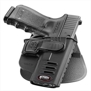 Paddle Trigger Locking Holster for Glock 17&19