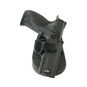 Paddle trigger locking holster for S&W M&P- Fobus