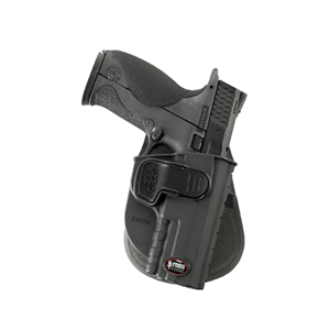 Left-hand Paddle trigger locking holster for S&W M&P- Fobus
