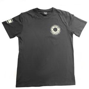 Caliber 3 Black Cotton Shirt