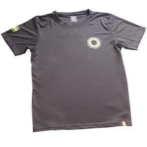 Caliber 3 Black Dry-fit shirt