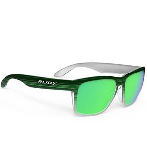 Rudy Project Spinhawk Green Streaked Polar 3FX