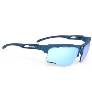 Rudy Sunglasses Keyblade Pacific Blue matte/Multilaser Ice