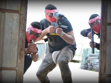 Urban Combat/O.D.T - Paintball