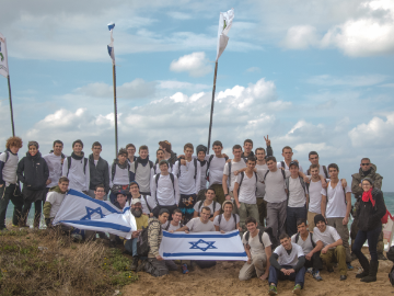 Israel Teen Summer Camp