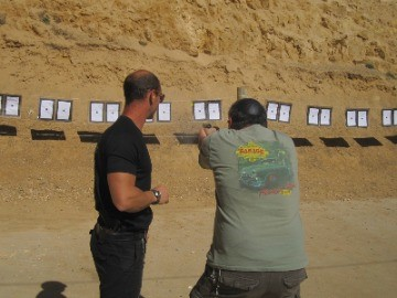 Private firearm training