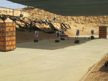 Caliber 3 Gush Etzion Facility