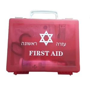 First Aid Kit for the Car and Home- Advanced