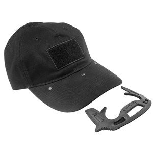 Tactical Self-defense Hat- black