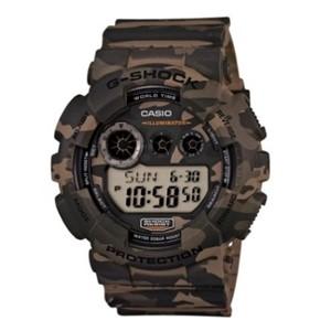 Casio G-Shock watch GD120CM-  Watch Wood Camouflage Series