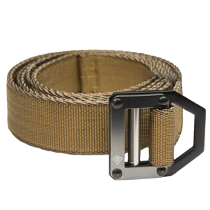 Brown tactical belt- First Tactical