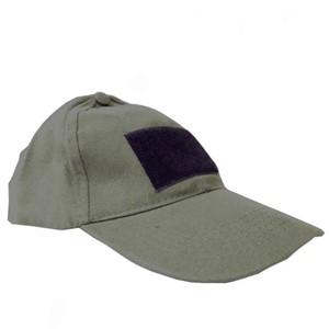 כובע קליבר טקטי עם סקוטש-ירוק