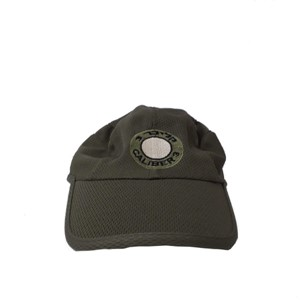 Dry-fit Caliber 3 hat- green
