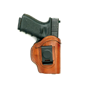 Ready 'N Safe With Alpha-Lining for Glock - brown FrontLine
