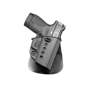 Fobus Evolution Holster for S&W M&P shield, Right Hand Paddle