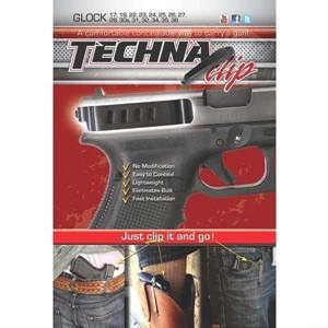 Conceal Carry Belt Clip for Glock