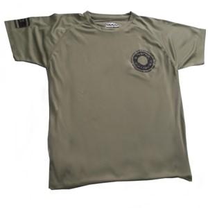 חולצת קליבר 3 דרייפיט ירוקה