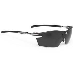 משקפי רודי Black Matt Optics Smoke Black Rydon