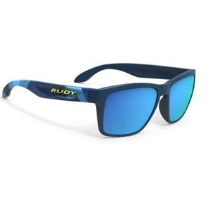 משקפי רודי  Spinhawk Neo Camo Blue/ Multilaser Blue