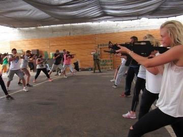 IDF Shooting Adventure