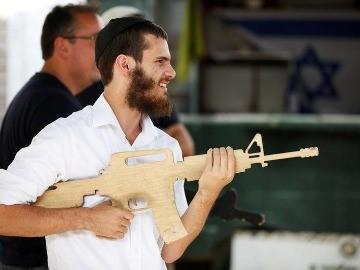 Israeli 'counter-terrorism boot camp'