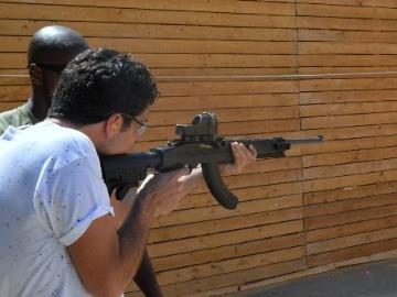 ירי חוויתי  וידאו