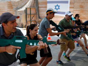 Israel's newest tourist attraction- the Telegraph